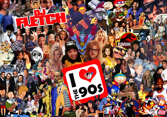 I Love The 90s Mixtape 3cd Dvd